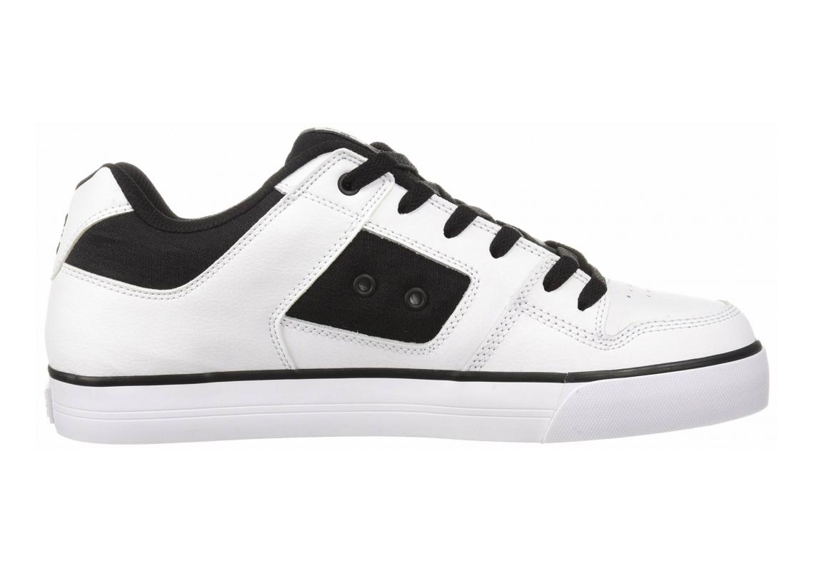DC Pure White/Black/White