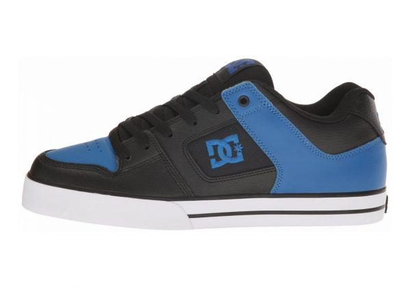 DC Pure Black/Blue/White