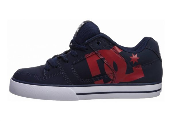 DC Pure Navy/Red