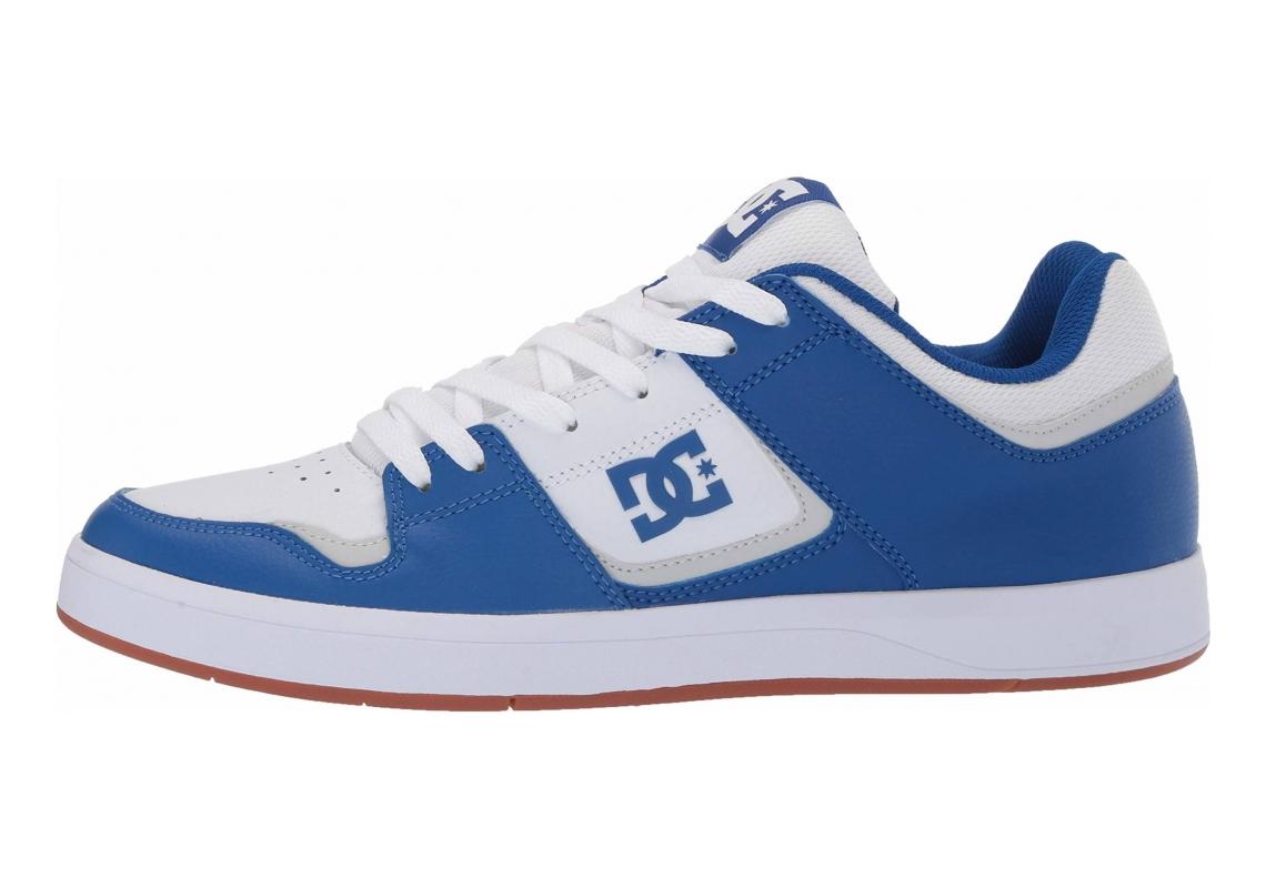 DC Cure Blue/White