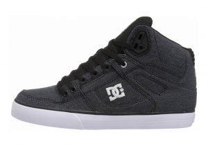 DC Spartan High WC TX Black Dark Used