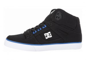 DC Spartan High WC TX Black/Black/White