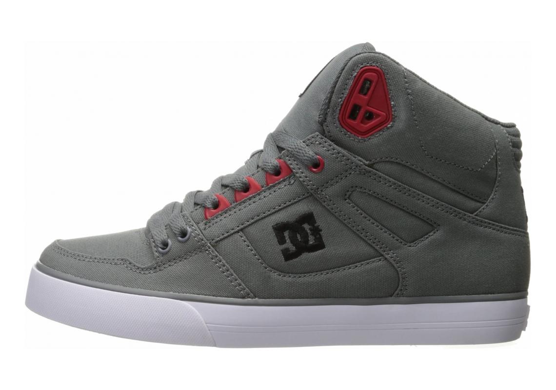 DC Spartan High WC TX Grey/Black/Red