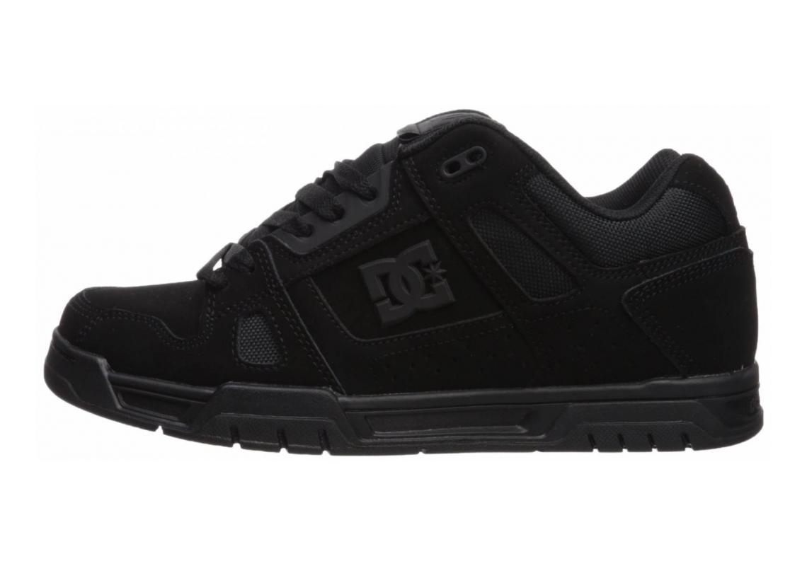 DC Stag Black/Black/Black