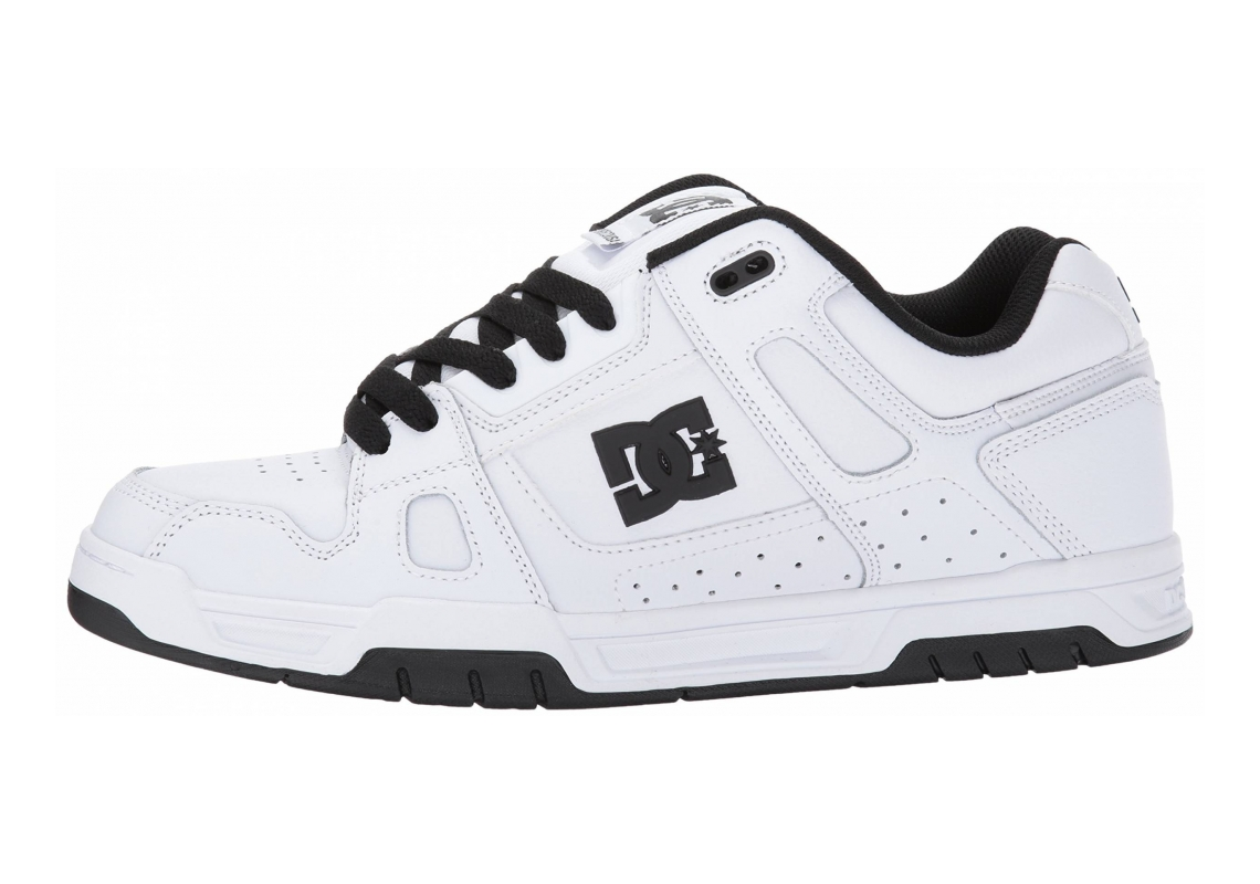 DC Stag White/White/Black