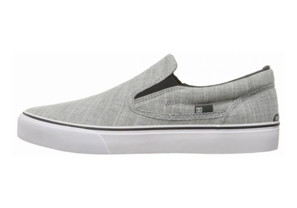 DC Trase TX SE Slip On Charcoal Grey
