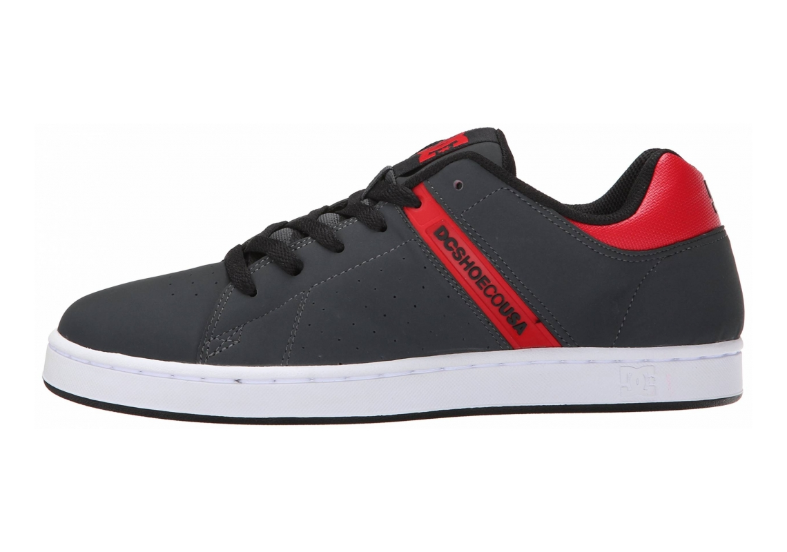 DC Wage Grey/Red