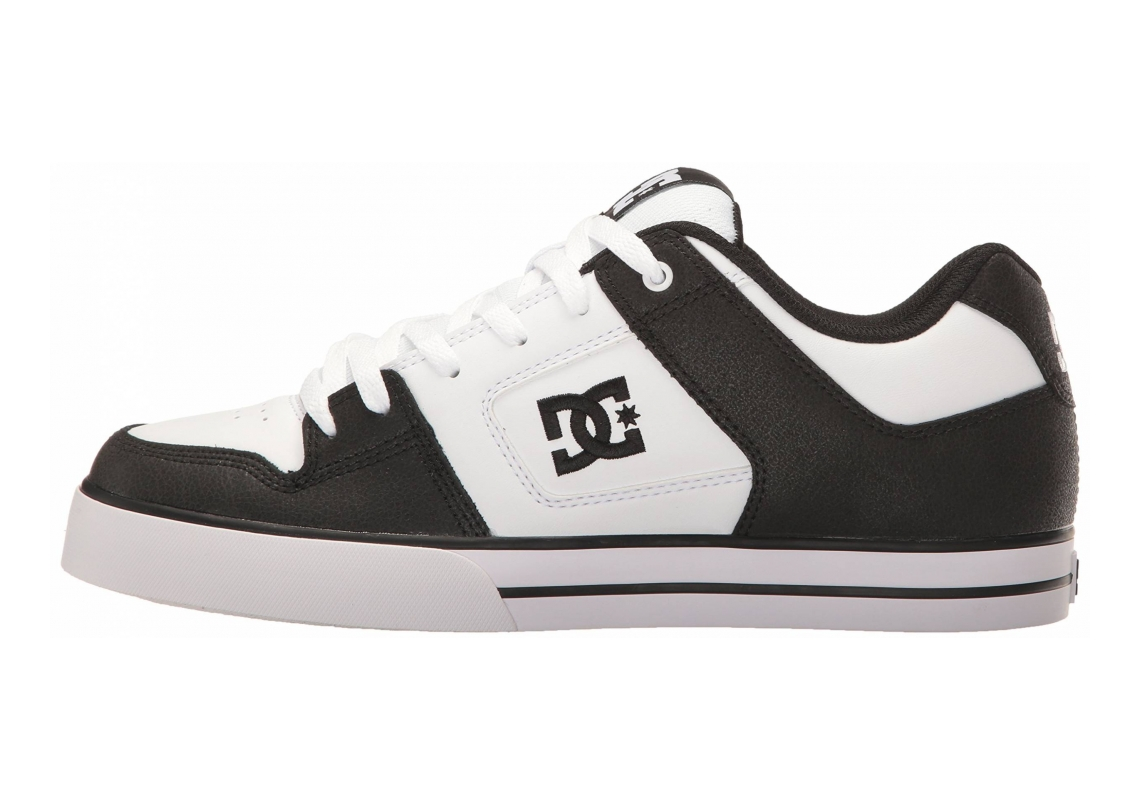 DC Pure Black/White/Black