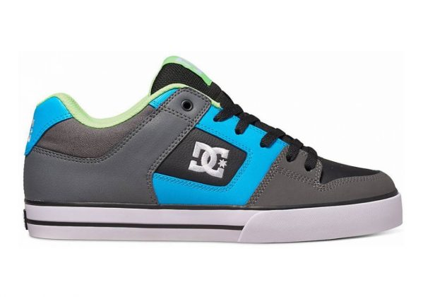 DC Pure Grey - Green - Blue