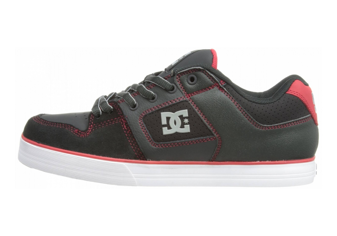 DC Pure Rouge - Rot (Black/Red)