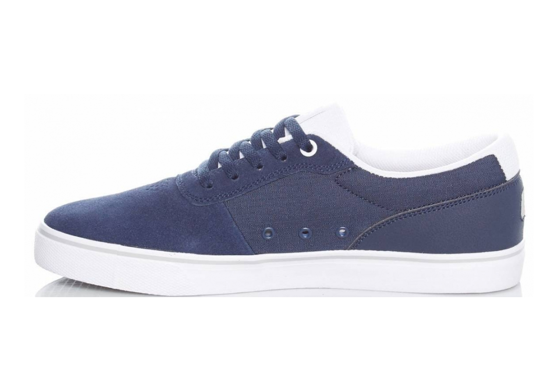 DC Switch S Navy White