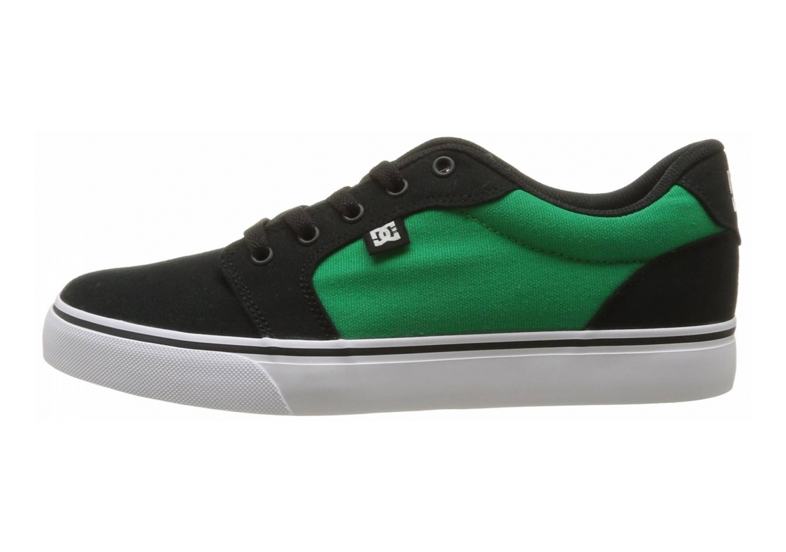 DC Anvil TX Verde (Vert (Black/Emerald))