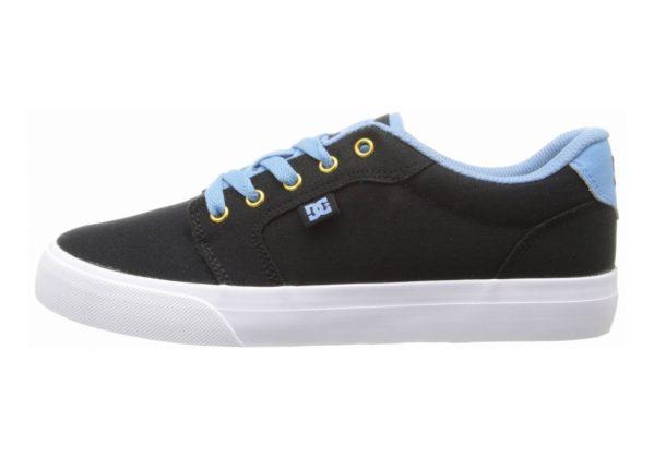 DC Anvil TX Black/Blue