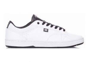 DC Astor White/White/Black