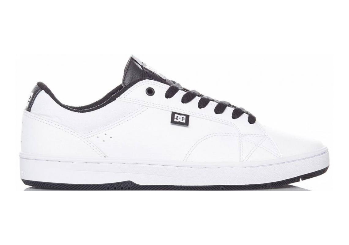 DC Astor White/White/Black