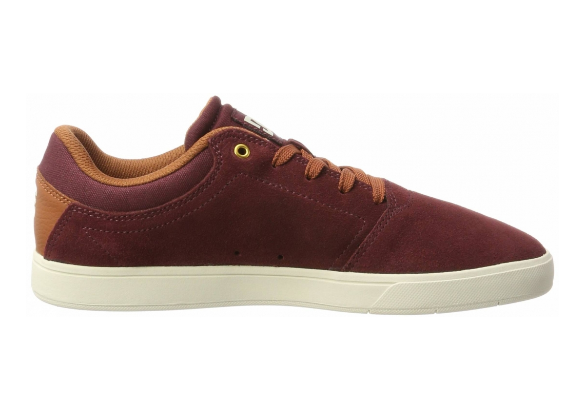 DC Crisis Red (Burgundy/Tan)