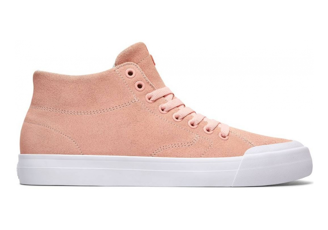 DC Evan Smith Hi Zero Light Pink