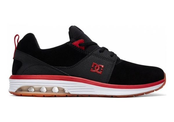 DC Heathrow IA SE Black/Athletic Red