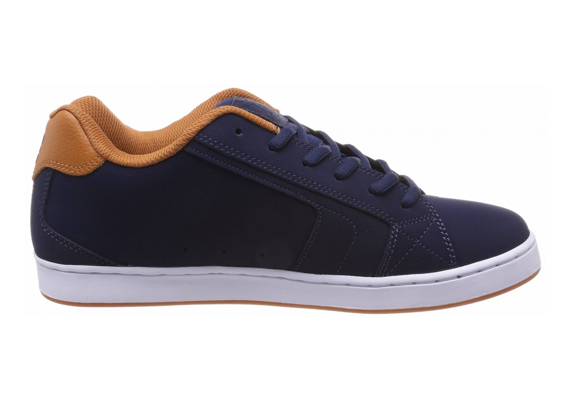 DC Net Navy/White