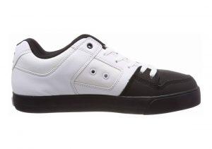 DC Pure White (White/Black/Black Wlk)