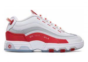 DC Legacy OG White/Red