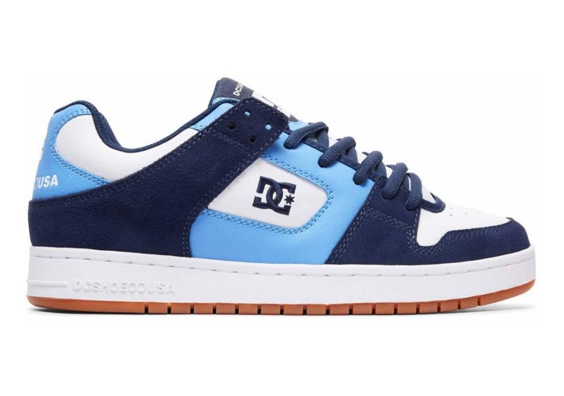 DC Manteca  Navy/Blue/White