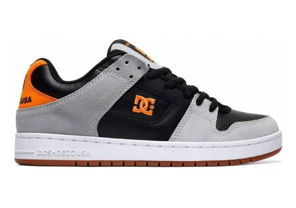 DC Manteca  Grey/Black/Orange