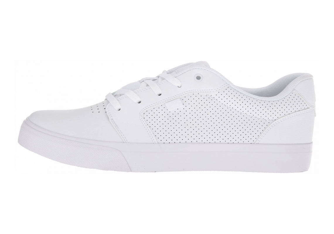 DC Anvil White/White/Gum