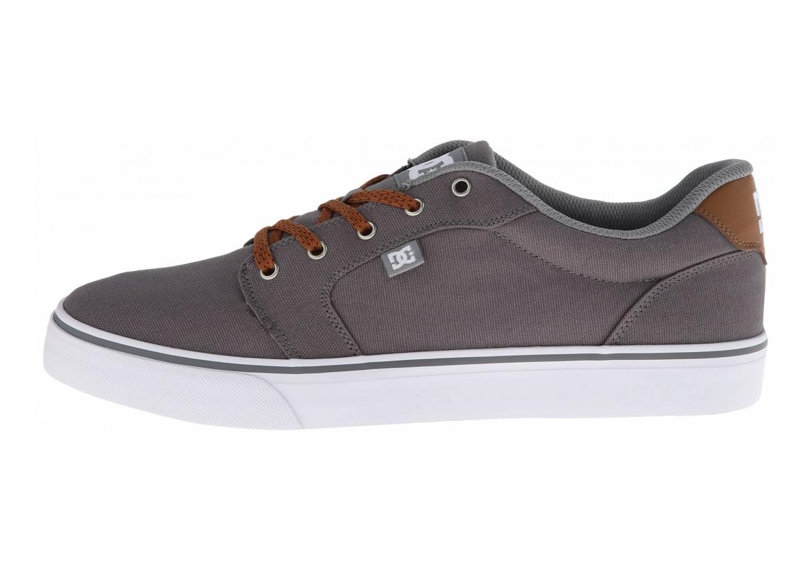 DC Anvil TX Gray - Grey/Light Grey