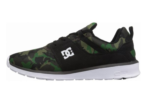 DC Heathrow SE Black/Camo