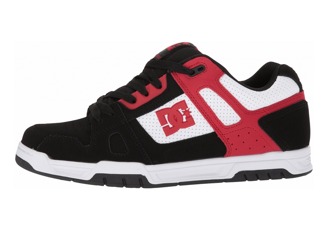 DC Stag black/white/red