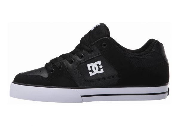 DC Pure Black/Black/White
