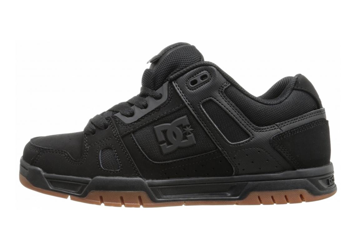DC Stag Black/Gum