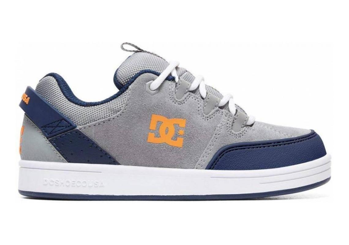DC Syntax Grey/Blue