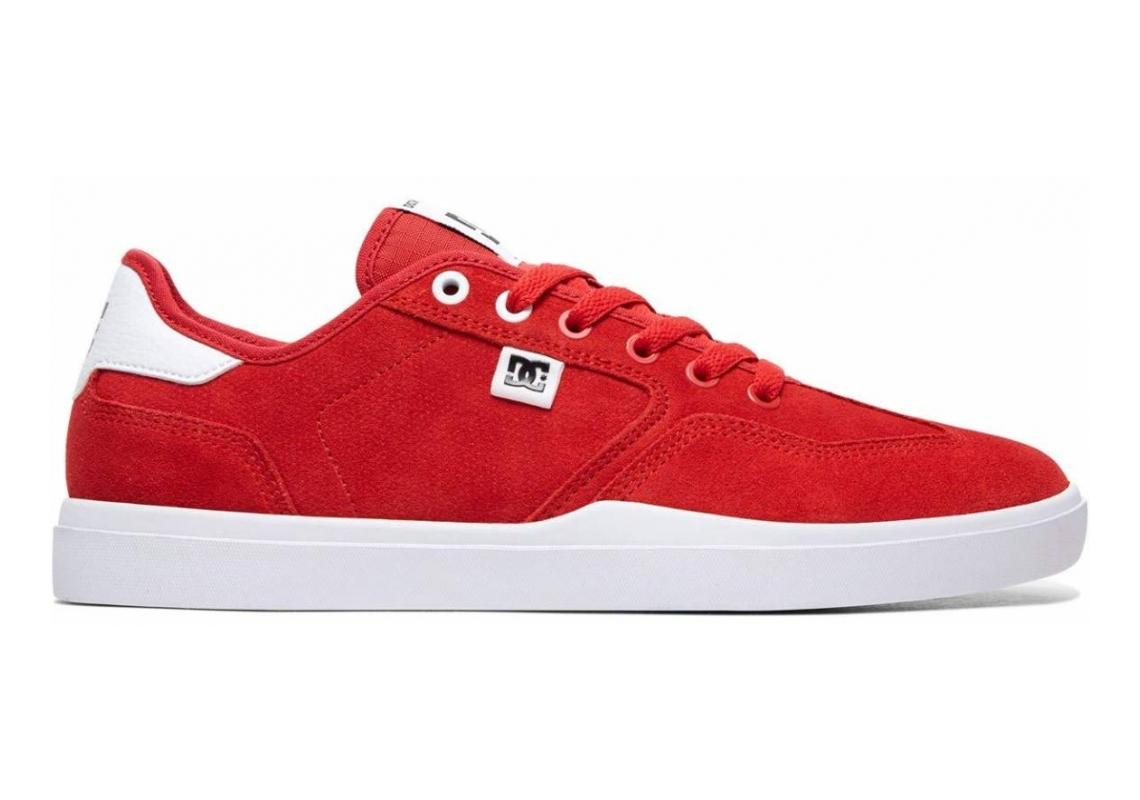 DC Vestrey Red/Red/White
