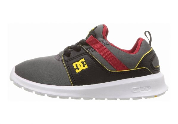 DC Heathrow SE Grey/Black/Red