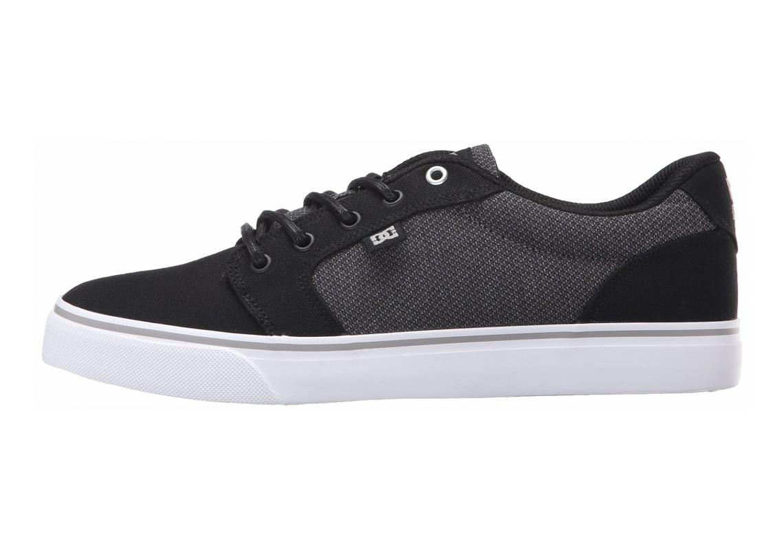 DC Anvil TX SE Black/Grey/Grey
