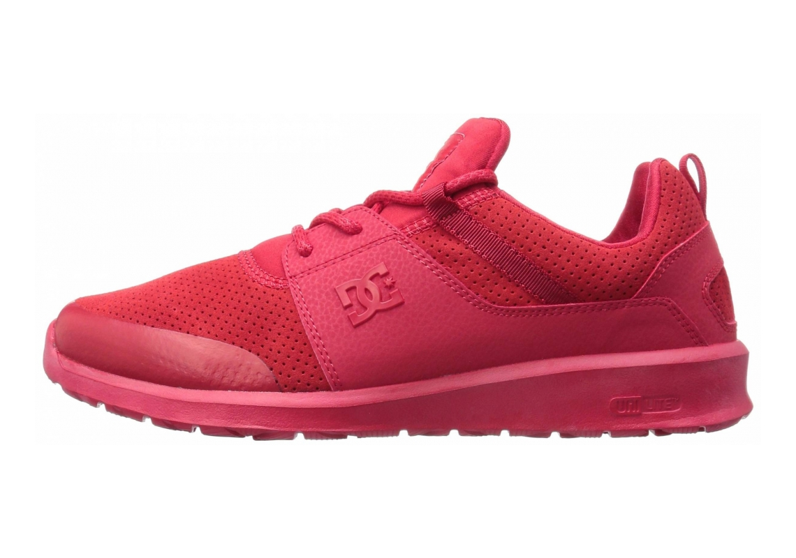 DC Heathrow Prestige Red/Red/Red