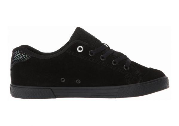 DC Chelsea SE  Black/Silver/Black
