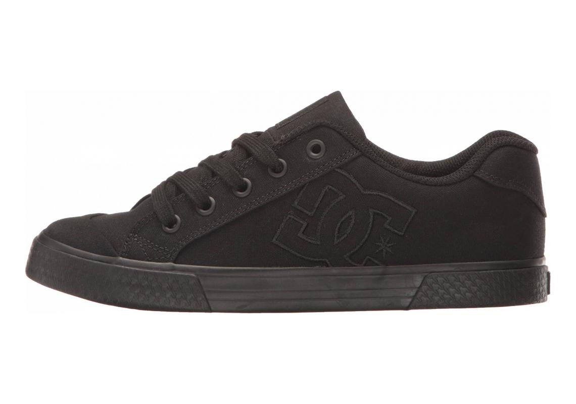 DC Chelsea TX Black/Black/Black