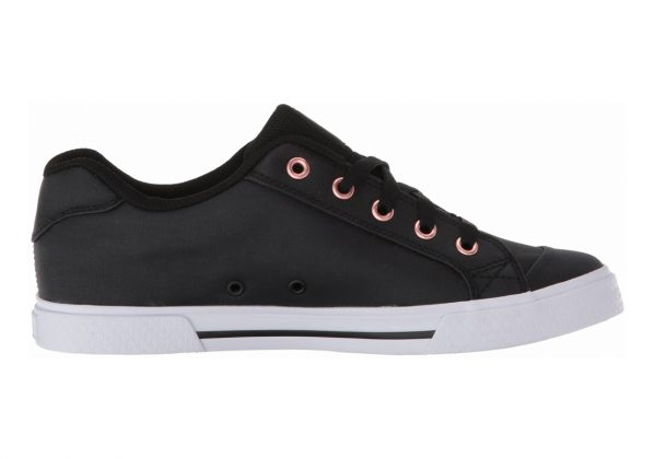 DC Chelsea TX SE Black/White/Pink