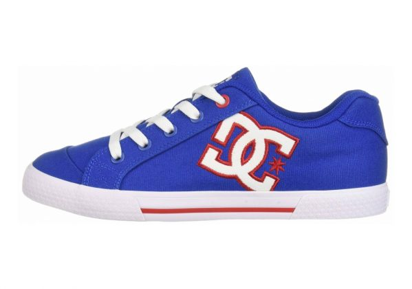 DC Chelsea TX Royal/White