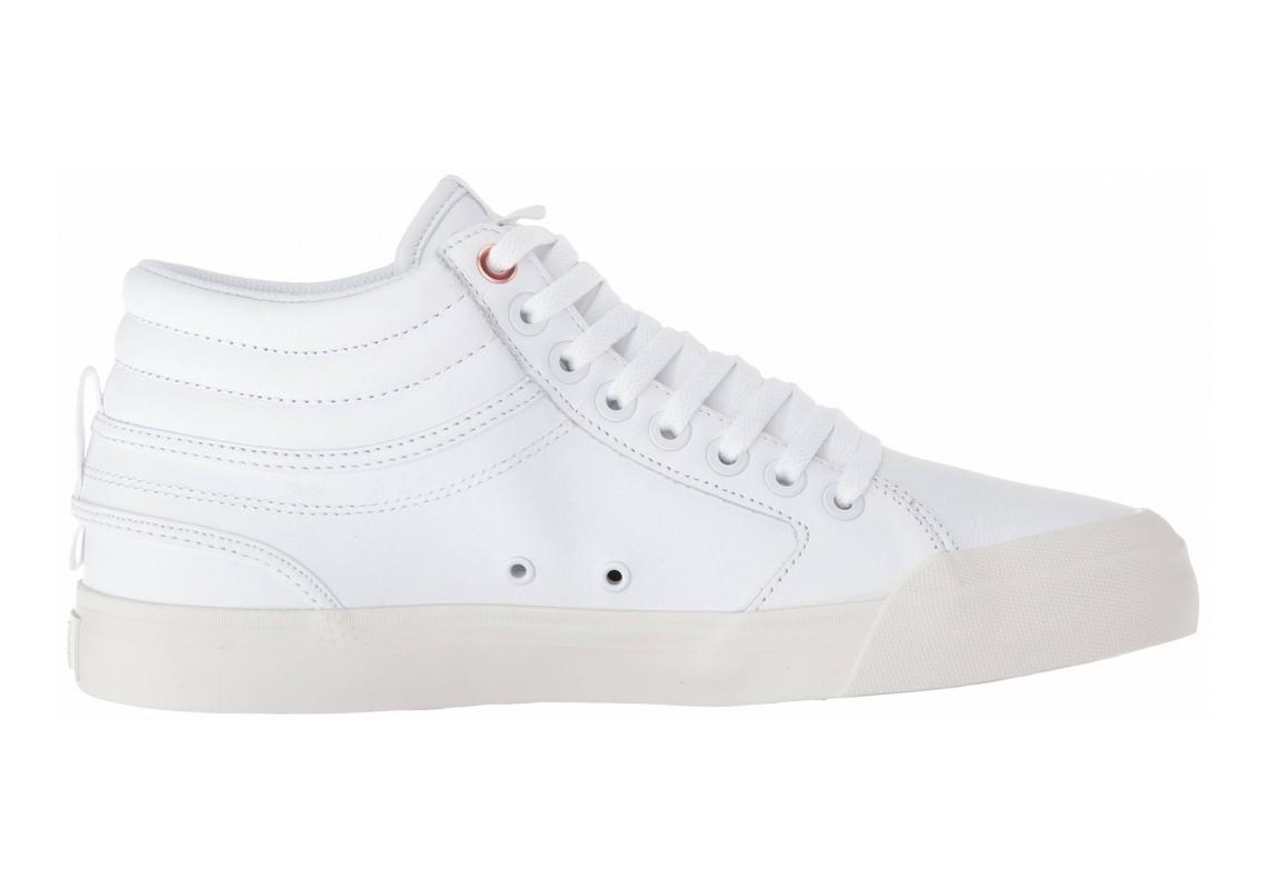 DC Evan Hi LE White/White
