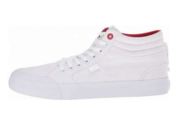 DC Evan Smith Hi TX SE White/White/True Red