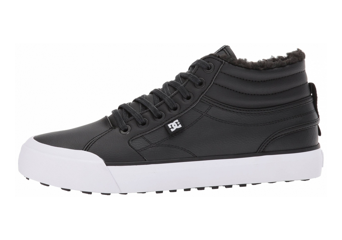DC Evan Smith Hi WNT Black/White/Black