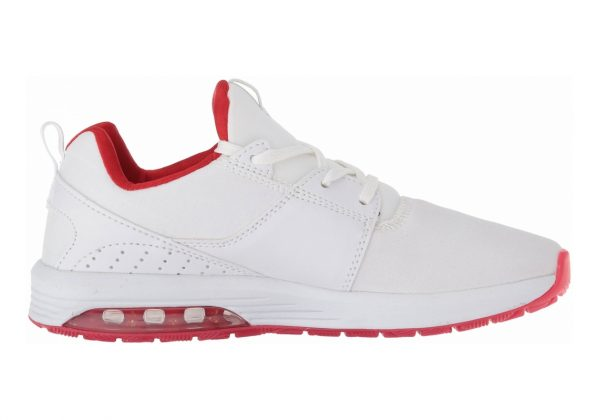 DC Heathrow IA SE White/White/Athletic Red
