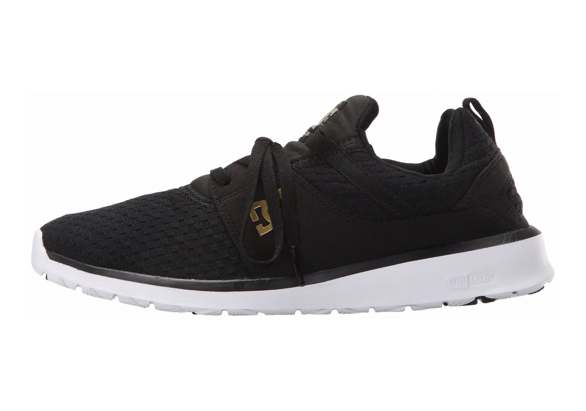 DC Heathrow SE Black/Gold