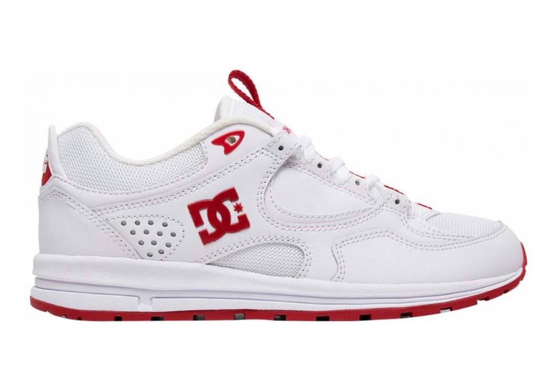 DC Kalis Lite White/Red