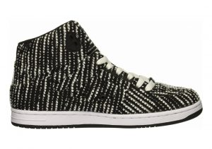DC Pure High-Top TX SE Charcoal/White