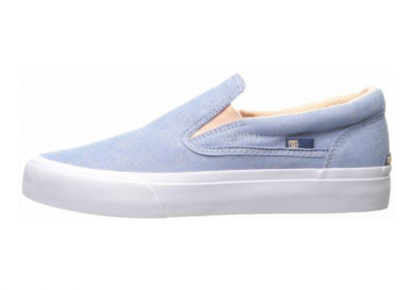 DC Trase TX SE Slip On Blue/White